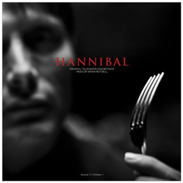 BRIAN REITZELL Hannibal Season 1, Vol 1 (Brown Vinyl) 2LP