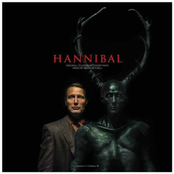 BRIAN REITZELL Hannibal Season 1, Vol 2 (Grape Vinyl) 2LP