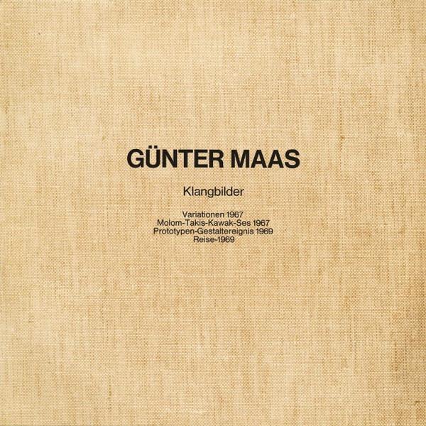 GÜNTER MAAS Klangbilder CD-R