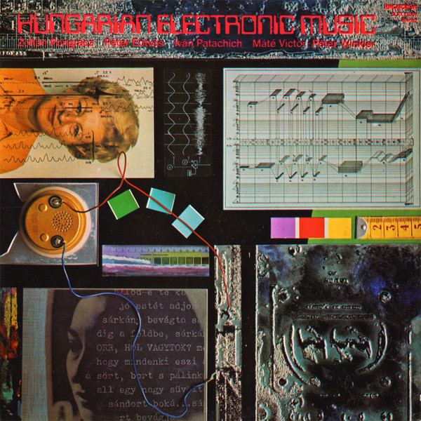 VA Hungarian Electronic Music CD-R