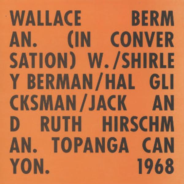 WALLACE BERMAN In Conversation LP