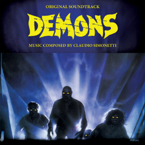 CLAUDIO SIMONETTI Demons Original Soundtrack: 30th Anniversary Edition CD