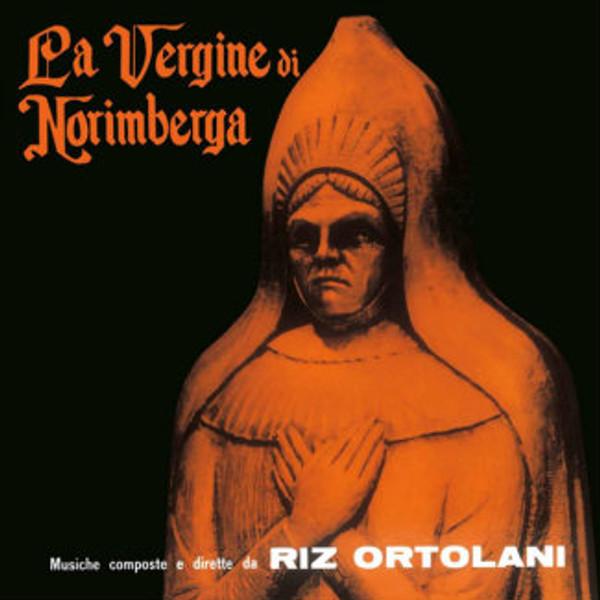 RIZ ORTOLANI La Vergine Di Norimberga LP