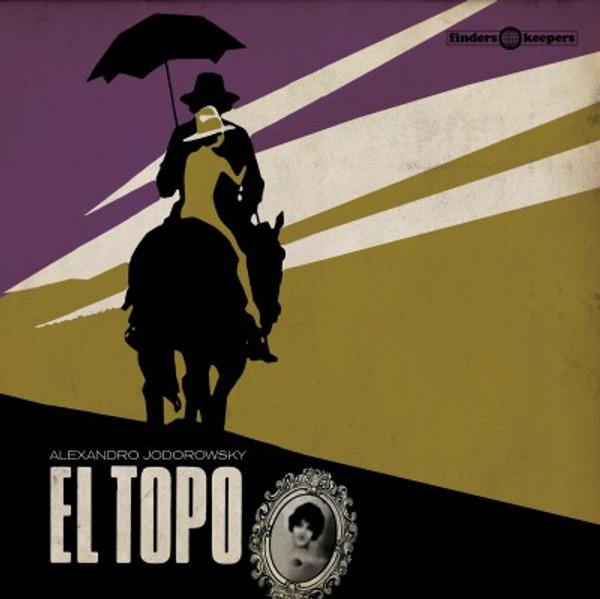 ALEJANDRO JODOROWSKY El Topo LP
