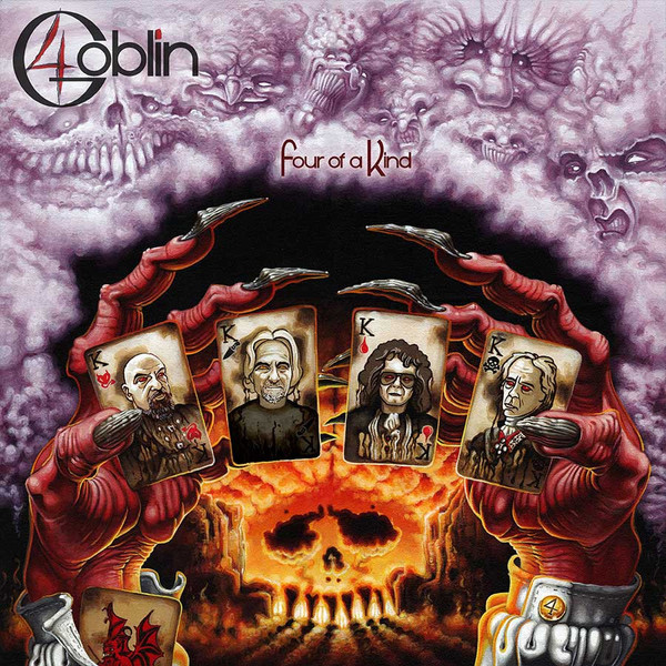 GOBLIN Four Of A Kind (Red Vinyl) LP
