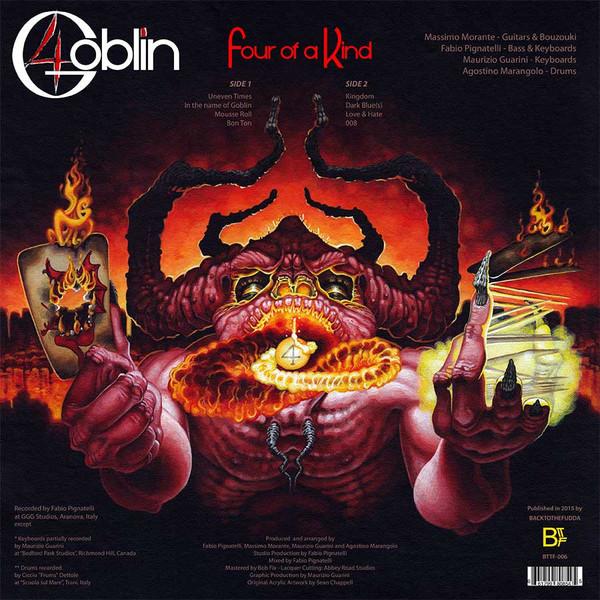 GOBLIN Four Of A Kind LP