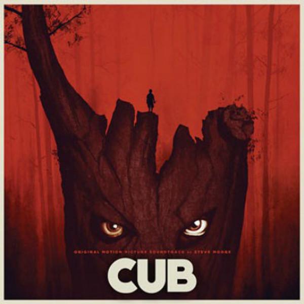 STEVE MOORE Cub Original Motion Picture Soundtrack LP