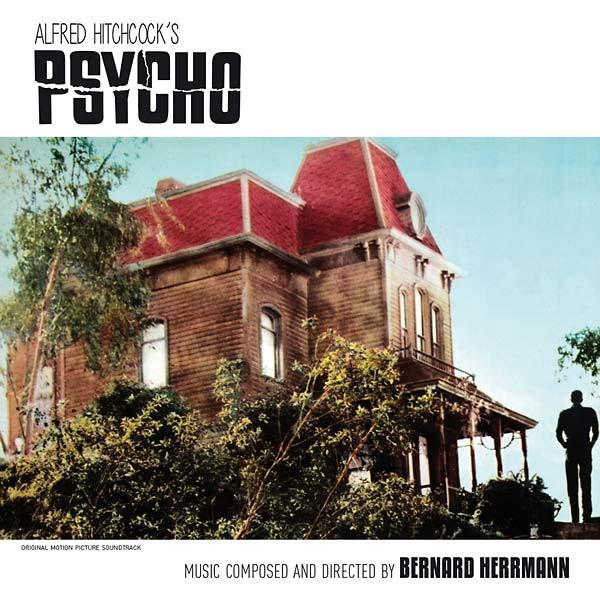 BERNARD HERRMANN Psycho (The Original Film Score) LP