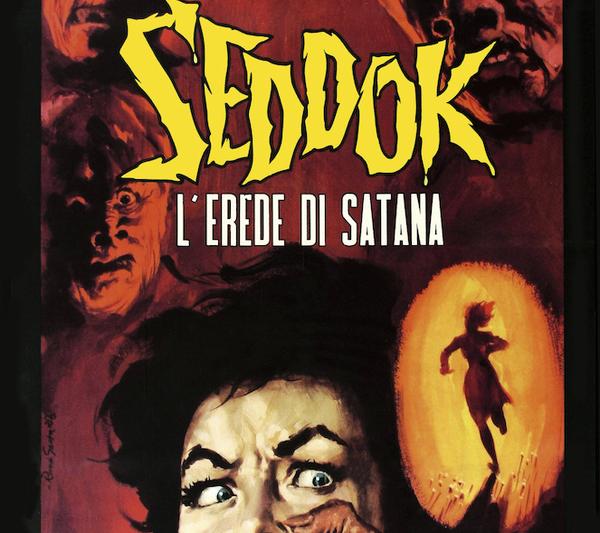 ARMANDO TROVAJOLI Seddok, L'Erede Di Satana LP