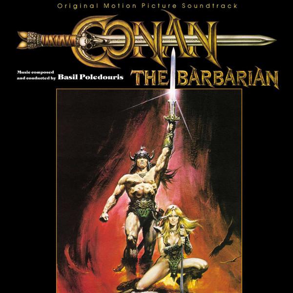 BASIL POLEDOURIS Conan The Barbarian (Original Motion Picture Soundtrack) LP