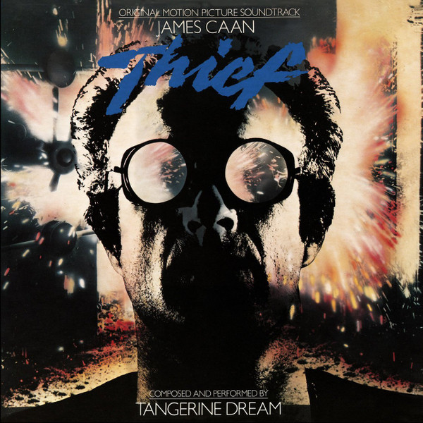 TANGERINE DREAM Thief (Original Motion Picture Soundtrack) LP