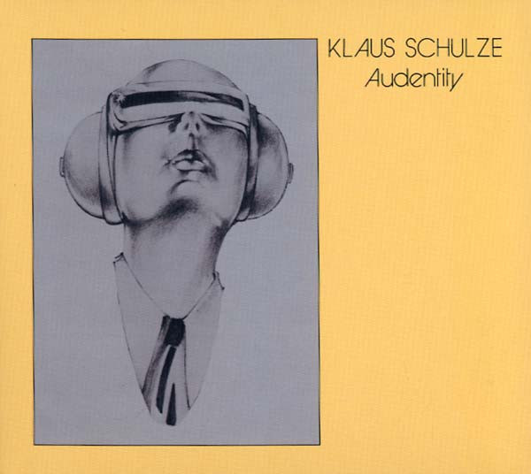 KLAUS SCHULZE Audentity 2CD