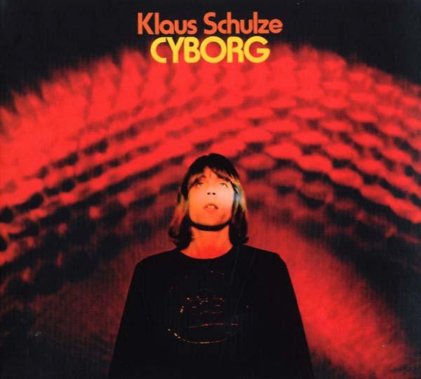 KLAUS SCHULZE Cyborg 2CD