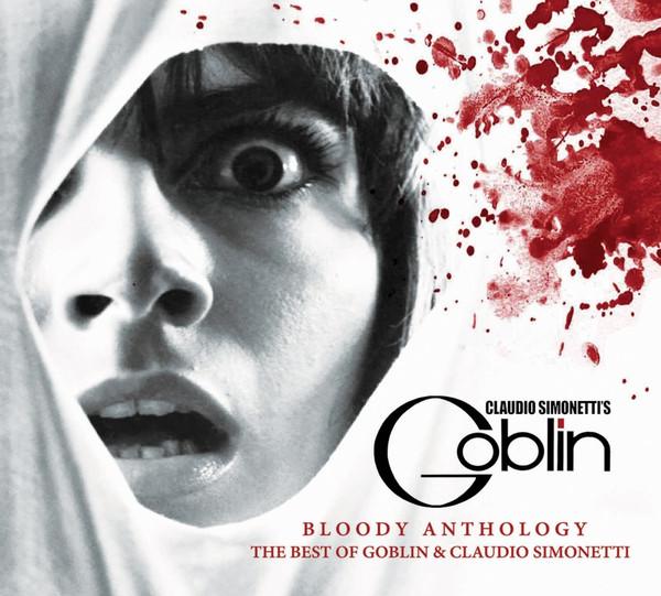 CLAUDIO SIMONETTI'S GOBLIN Bloody Anthology CD