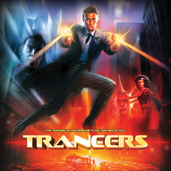 PHIL DAVIES / MARK RYDER Trancers (Original Motion Picture Soundtrack) LP