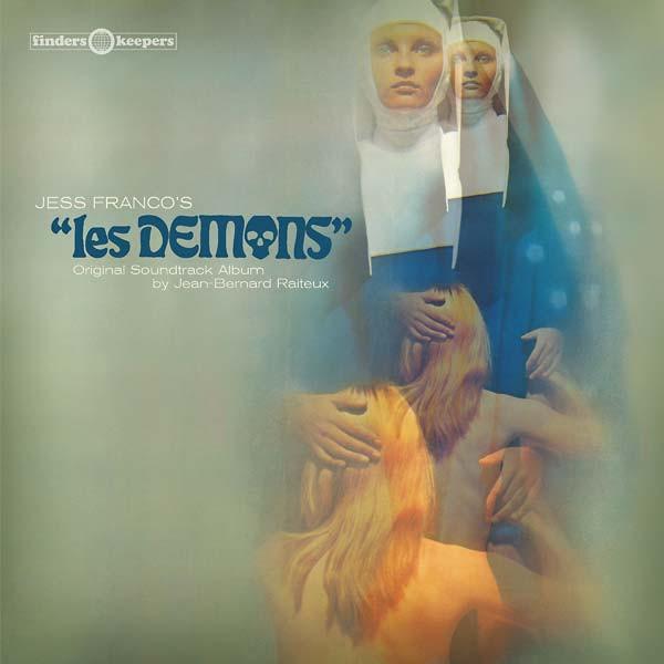 JEAN-BERNARD RAITEUX: Les Demons LP