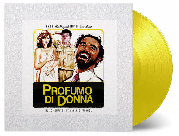 ARMANDO TROVAIOLI: Profumo Di Donna (Original Motion Picture Soundtrack) LP