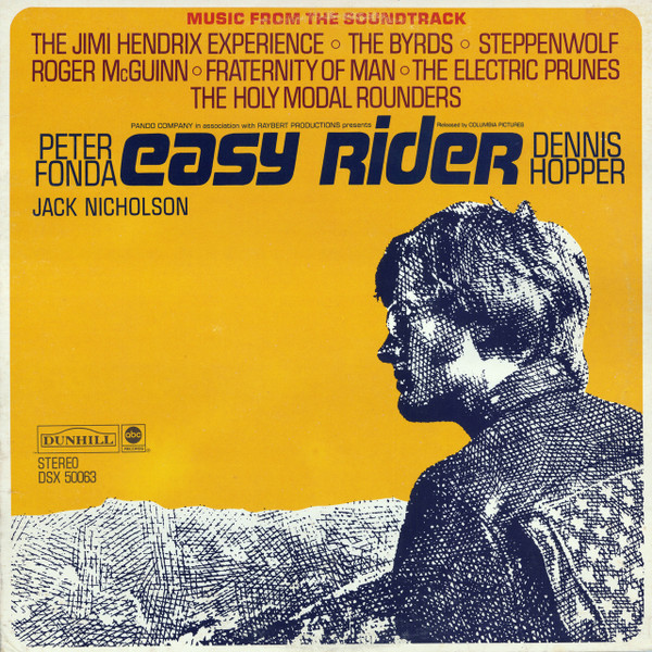 V/A: Easy Rider (Original Motion Picture Soundtrack) LP