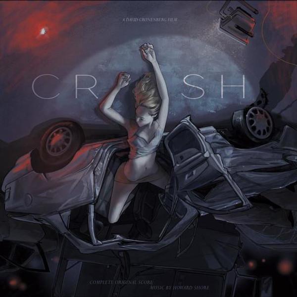 HOWARD SHORE: Crash (1996 Original Soundtrack) 2LP
