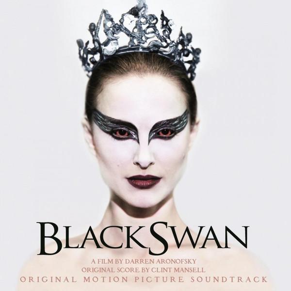 CLINT MANSELL: Black Swan (Original Soundtrack)(White Vinyl) LP
