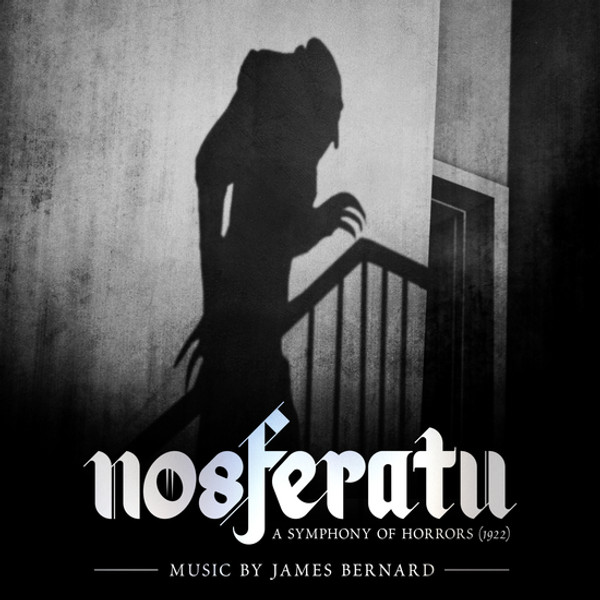 JAMES BERNARD: Nosferatu 2LP