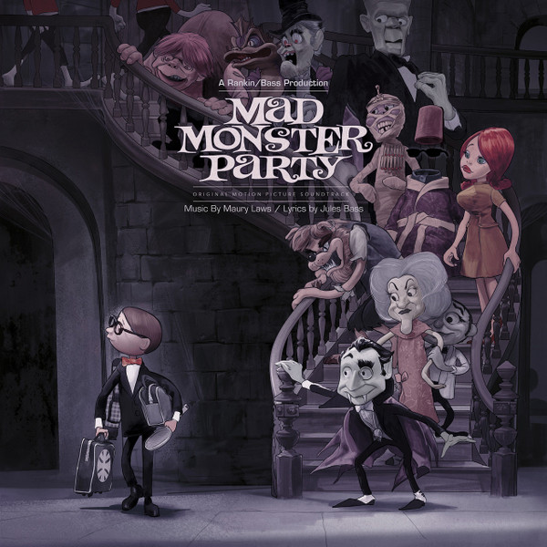 V/A: Mad Monster Party (Original Soundtrack) LP