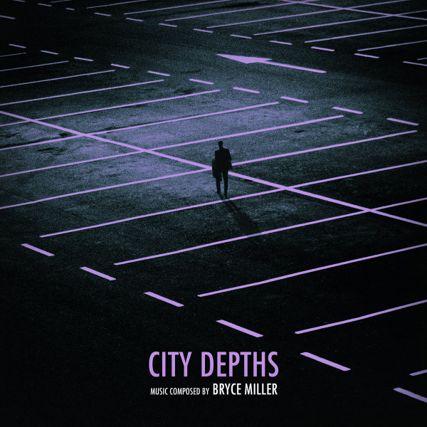 BRYCE MILLER: City Depths Cassette