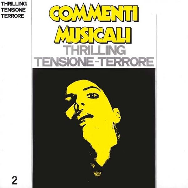 ALFALUNA: Commenti Musicali: THRILLING Vol.2 LP