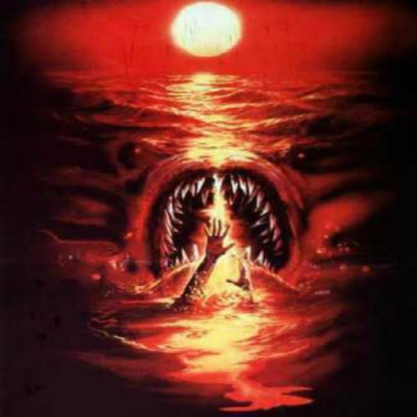 FABIO FRIZZI: Shark (Rosso Nell'Oceano) LP
