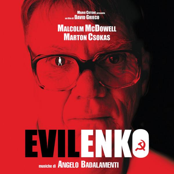 ANGELO BADALAMENTI: Evilenko (Original Soundtrack) LP