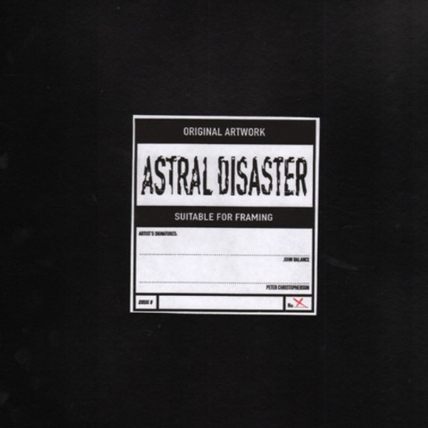 COIL: Astral Disaster LP