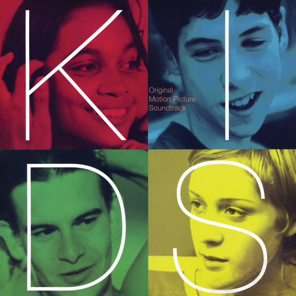 V/A: Kids (Original Soundtrack) LP