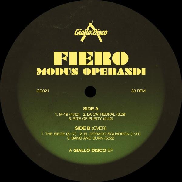 FIERO: Modus Operandi EP