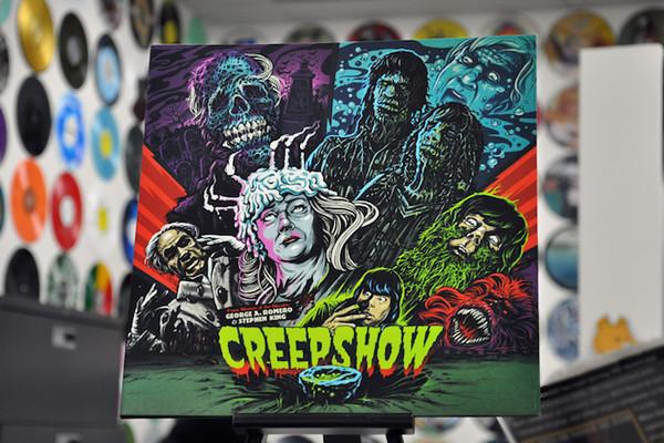 JOHN HARRISON Creepshow (Original 1982 Score) LP