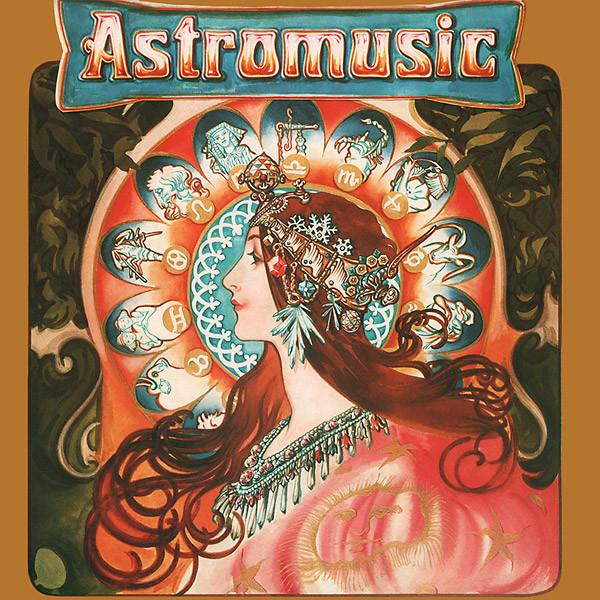 MARCELLO GIOMBINI: Astromusic Synthesizer LP