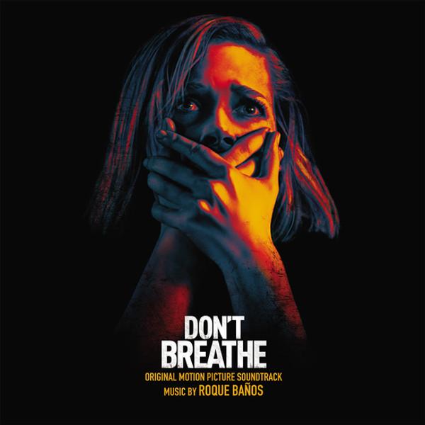 ROQUE BAÑOS: Don't Breath (Original Soundtrack) 2LP