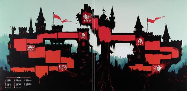 """KONAMI KUKEIHA CLUB: Castlevania (Original Video Game Soundtrack) 10"""""""
