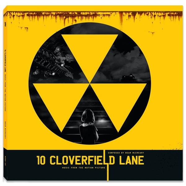 BEAR MCCREARY: 10 Cloverfield Lane (2016 Original Soundtrack) 2LP