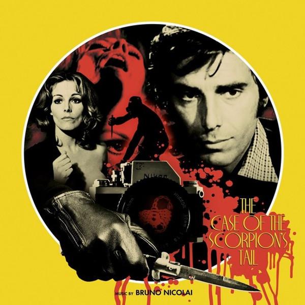 Bruno Nicolai The Case of the Scorpions Tail (1971 Original Soundtrack) 2LP