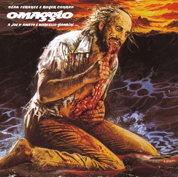 """DEAK & FERANCE & ROGER CONRAD: Omaggio a Joe D´Amato e Marcello Giombini 7"""" EP"""