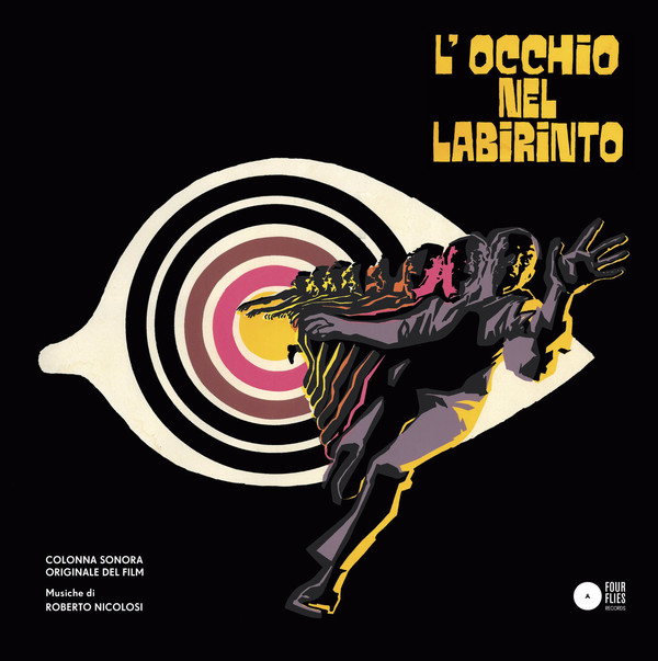 ROBERTO NICOLOSI: L'occhio Nel Labirinto (Eye In The Labyrinth) LP