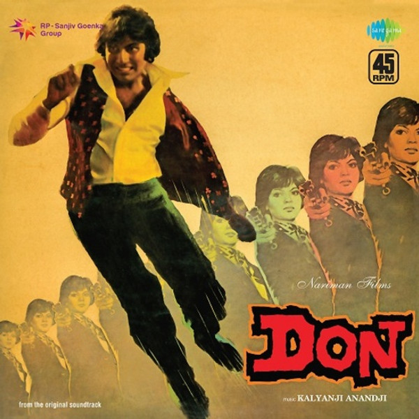 """V/A: Don (1977 Original Soundtrack) 12"""""""