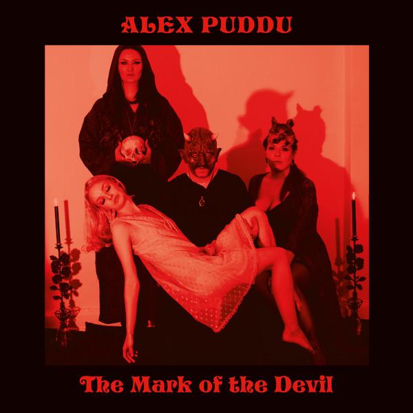 ALEX PUDDU: The Mark of The Devil LP