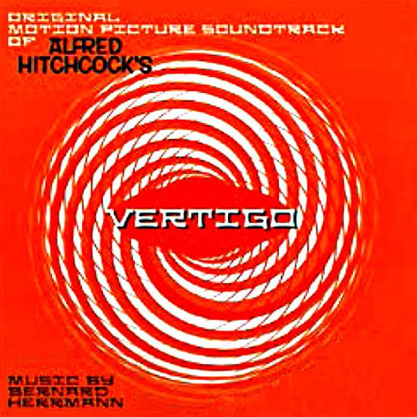 BERNARD HERRMANN: Vertigo (Soundtrack) LP