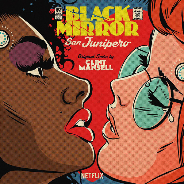 CLINT MANSELL: Black Mirror: San Junipero (Soundtrack) (Purple Colored Vinyl) LP