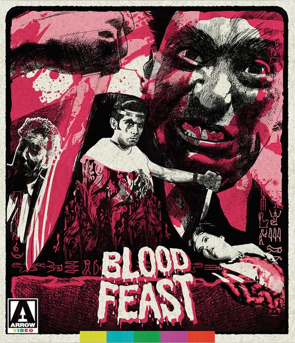 Blood Feast Blu-ray + DVD