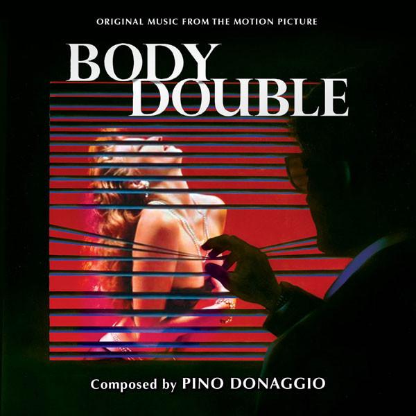 PINO DONAGGIO: Body Double (Original Soundtrack) CD