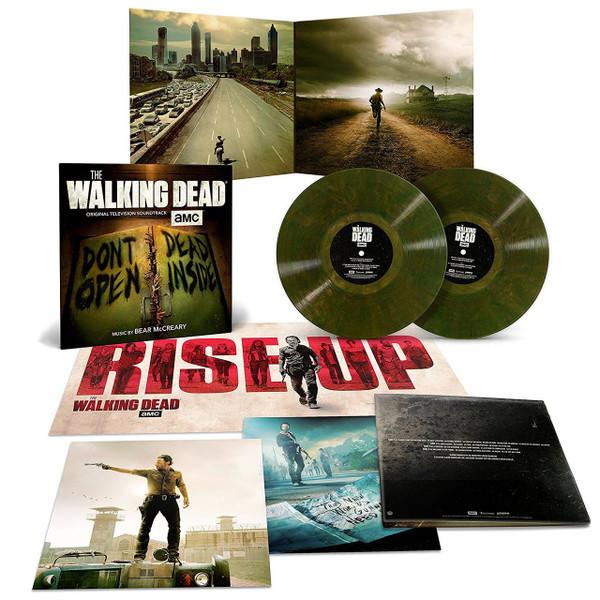 BEAR MCCREARY: The Walking Dead (Soundtrack) 2LP