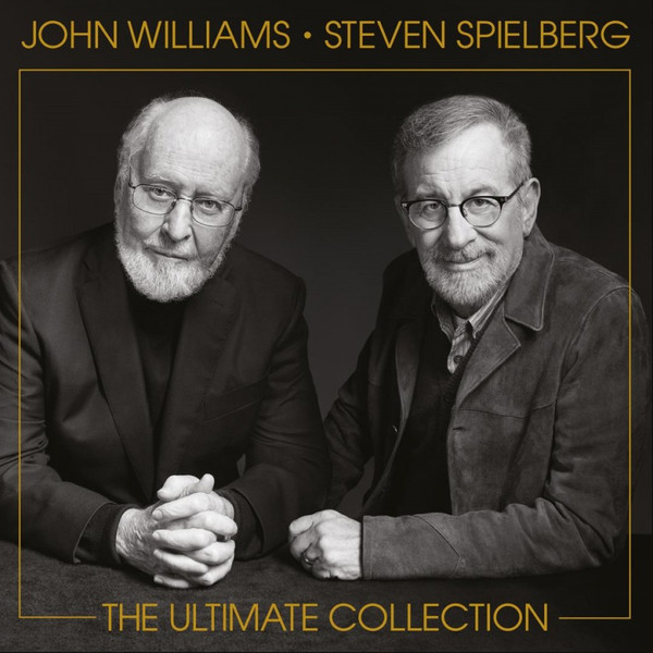 JOHN WILLIAMS & STEVEN SPIELBERG: ''THE ULTIMATE COLLECTION'' 6LP BOX