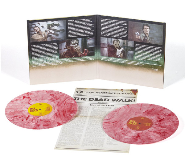 JOHN HARRISON: Day Of The Dead (Original Score) 2LP